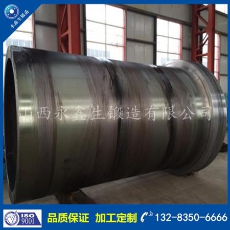 不锈钢筒锻件 液压油缸 定制大型筒锻件