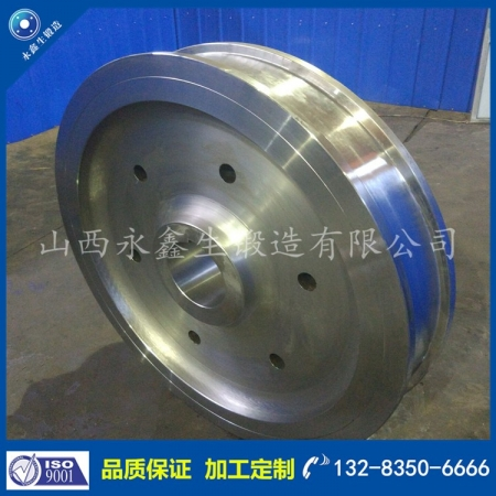 RH钢水罐车车轮锻件