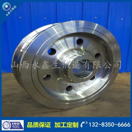 G70型轻油罐车车轮锻件