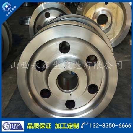 G60K型轻油罐车车轮锻件