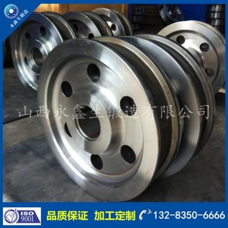 G60型轻油罐车车轮锻件