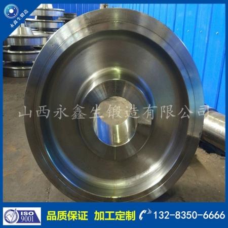 GQ70型轻油罐车车轮锻件