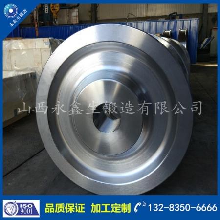 G17型铁路粘油罐车车轮锻件
