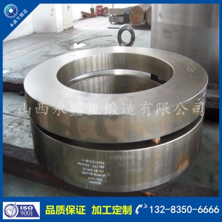Q345B油脂环锻件