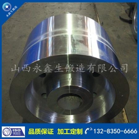 锻造工业盐烘干机托轮