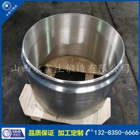 加氢精制反应器12Cr2Mo1(H)筒锻件