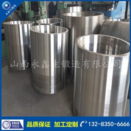 冷高压分离器16Mn(HIC)筒体锻件