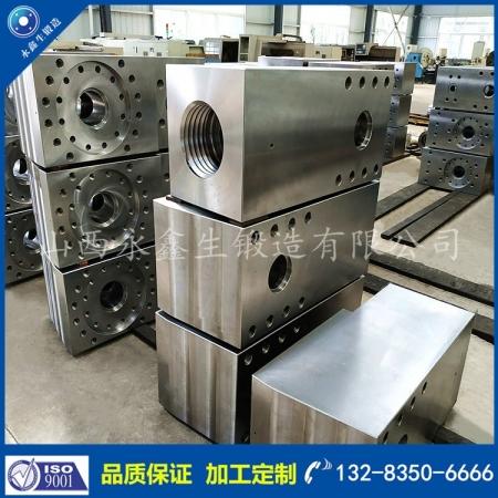 17-4P压裂泵锻件