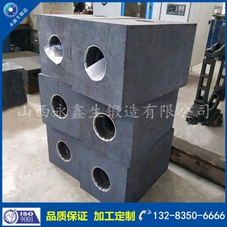 17-4P压裂泵液力端锻件