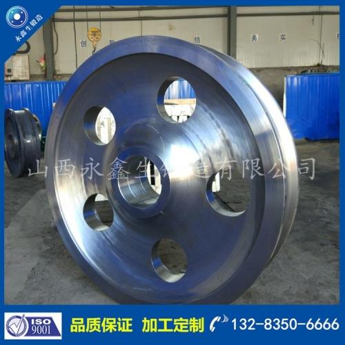 cl60钢厂起重机锻造轮