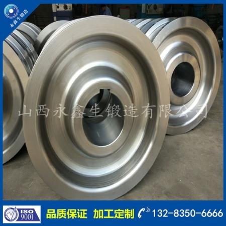 钢水罐车车轮锻件