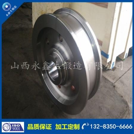 C80E型敞车车轮锻件