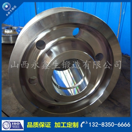 GH60AK不锈钢罐车车轮锻件