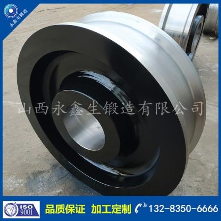 G70K型轻油罐车车轮锻件