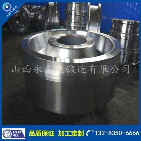 蒸汽烘干机托轮锻件