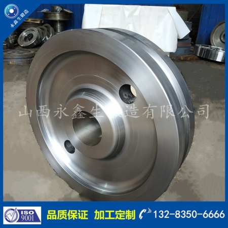 40Cr单梁起重机锻造轮