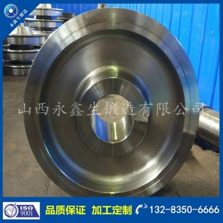cl60双梁起重机锻造轮