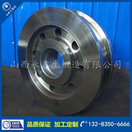 4140冶金起重机锻造轮