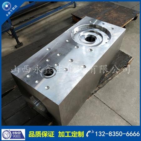 4330V压裂泵液力端锻件