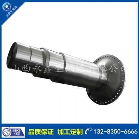 焦炉煤气风机主轴锻件