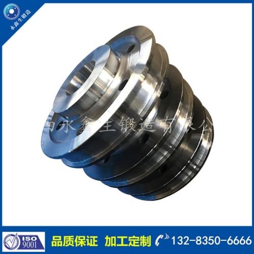 Q460车轮锻件