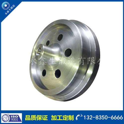 316L定襄锻造车轮锻件